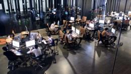 Auf dem Weg zur neuen großen IT-Nation
