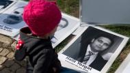 Kollektives Gedenken: Trauerfeier für NSU-Opfer Halit Yozgat