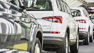 Kunden setzen weiter auf SUVs