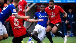 Mutige Schalker ärgern Bayer 04