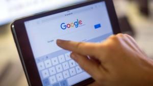 Was bei Google so leicht nicht mehr zu finden ist