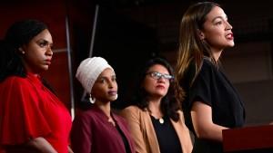 Trump verschärft Angriffe auf Kongressfrauen
