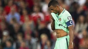 Europameister Portugal verliert ohne Ronaldo