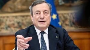 "Draghis ""militarisierte"" Impfoffensive"