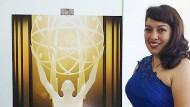Monica Enriquez bei den Emmys