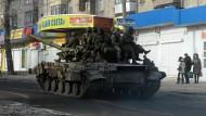 Separatisten in Donezk