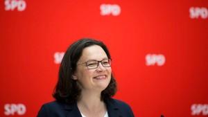 SPD gewinnt an Wählergunst