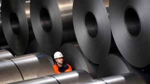 Deutsche Wirtschaft schrumpft um 0,6 Prozent