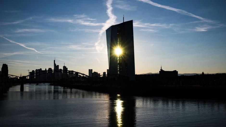 Im Zentrum der Kritik: Die Geldpolitik der Europäischen Zentralbank