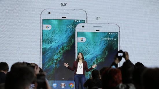 Google startet Smartphone-Offensive mit Pixel-Handy