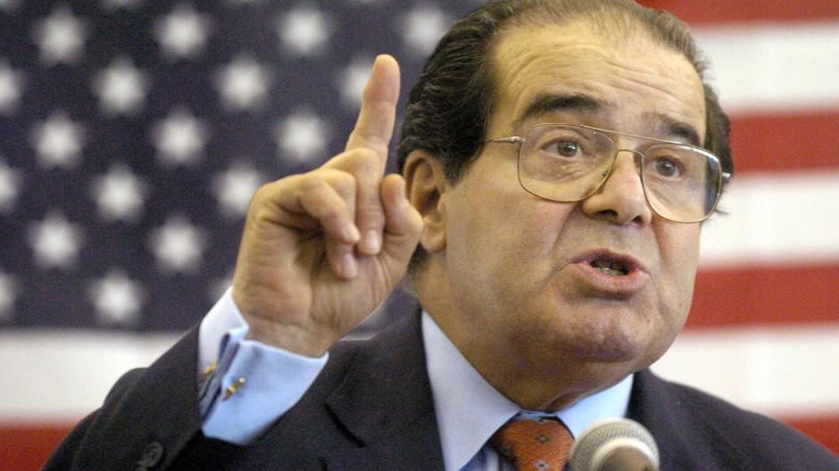 Streit über Nachfolge von Richter Scalia