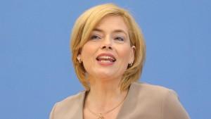 Landwirtschaftsministerin Klöckner droht Brasilien