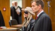 Kachelmanns Ex-Geliebte hat sich Verletzungen selbst zugefügt