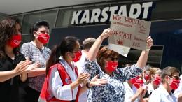 Insolvenzverfahren für Galeria Karstadt Kaufhof eröffnet