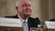 Perdue wird Amerikas Landwirtschaftsminister
