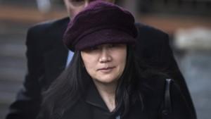 Huawei-Managerin verklagt Kanada