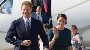Neonazis drohen Prinz Harry mit dem Tod