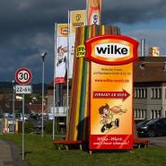 Das Wilke-Werk in Twistetal in Hessen