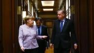 Merkel will Werbung für Todesstrafe untersagen