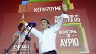 Zweite Chance für Tsipras nach Griechenland-Wahl