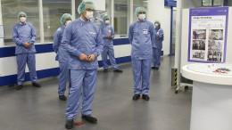 Corona-Impfstoff soll aus Frankfurt kommen