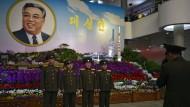 Nordkorea verpatzt Raketenstart zum Geburtstag des Staatsgründers