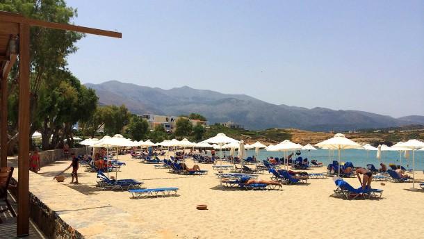 Schweres Erdbeben erschüttert griechische Insel Kreta