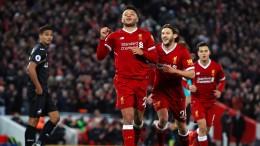 Liverpool schlägt Swansea 5:0