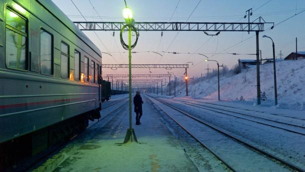 Auf der Suche nach dem Winter