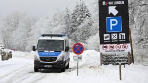 Abermals Andrang in Wintersportorten befürchtet
