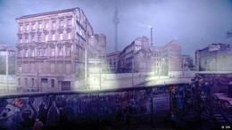 Das Mauerpanorama in Berlin