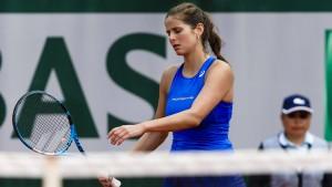 Görges scheitert – Petkovic ist weiter