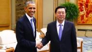 China und Amerika beschließen neue CO2-Emissionsziele