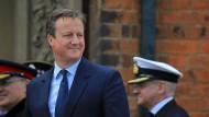 Geht David Cameron als der Mann in die Geschichte, der die Briten erst aus der EU heraus- und kurz darauf doch hineinbrachte?