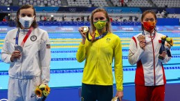 Australierin Titmus schneller als Favoritin Ledecky