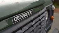 Aus für den Land Rover Defender