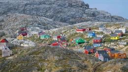 Trump legt im Streit um Grönland nach