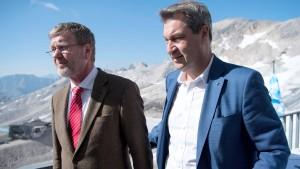 Justiz prüft Beugehaft für Bayerns Politiker