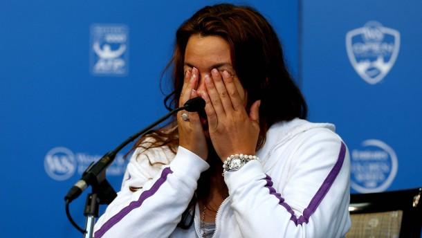 Wimbledon-Siegerin Bartoli beendet Karriere