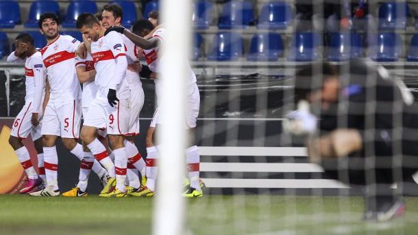 KRC Genk vs VfB Stuttgart
