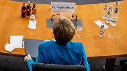Merkel verteidigt Fürsprache für Wirecard in China