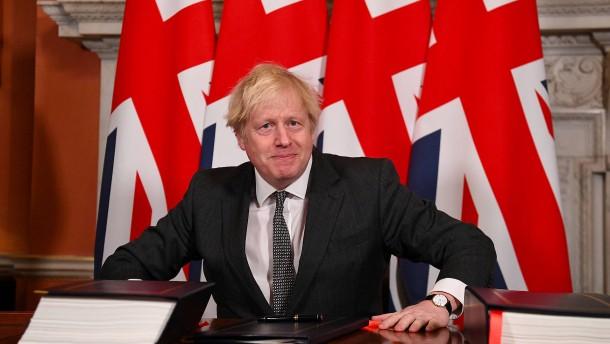 Großbritannien will trans-pazifischem Abkommen beitreten