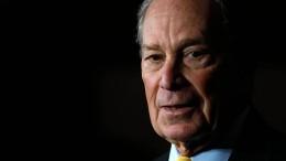 Bloomberg geht wegen Vorwurf sexistischer Äußerungen in Offensive