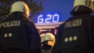 Exzessive Party: Hamburg schickt Berliner Polizisten zurück