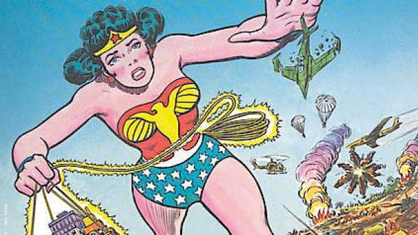 Wonder Woman bringt UN Sexismus-Vorwürfe ein