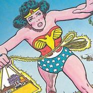 Lange Beine und ein überaus knapper Badeanzug: So sieht nach Ansicht der Vereinten Nationen eine für Gleichberechtigung kämpfende Frau im Jahr 2016 aus.