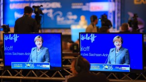 Merkel wirbt für ihre Asylpolitik