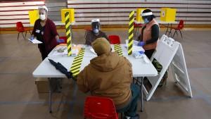 Trumps Angst vor reger Wahlbeteiligung