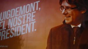Oberstes Gericht zieht europäischen Haftbefehl für Puigdemont zurück