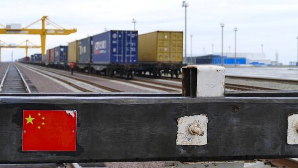 Chinas Tor zur Welt steht in Kasachstan
